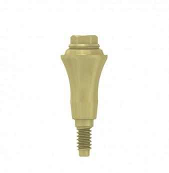 Multi unit abutment, h. 5mm, coni. con., NP