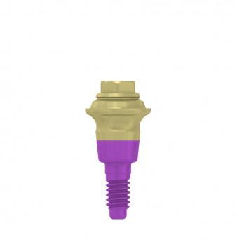 Multi unit abutment, h. 2mm, coni. con., SP