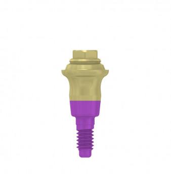 Multi unit abutment, h. 3mm, coni. con., SP