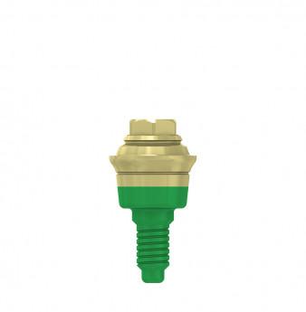 Multi unit abutment, h. 1mm, coni. con., WP