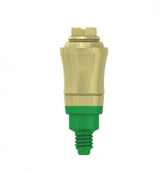 Multi unit abutment, h. 5mm, coni. con., WP