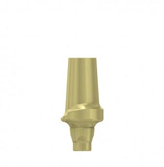 Esthetic abutment 1mm coni. con., NP