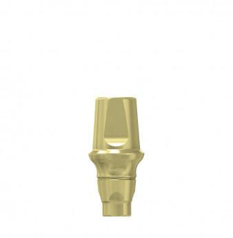2mm transgingival coni. con. abutment h.4mm, NP