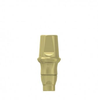 3mm transgingival coni. con. abutment h.4mm, NP