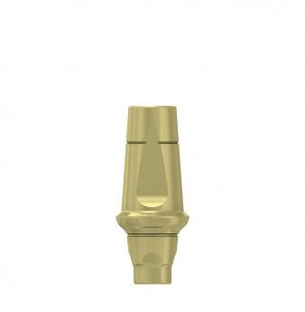 1mm transgingival coni. con. abutment h.6mm, NP