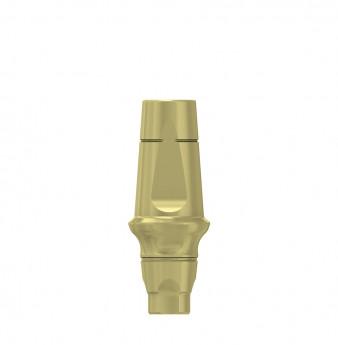 2mm transgingival coni. con. abutment h.6mm, NP