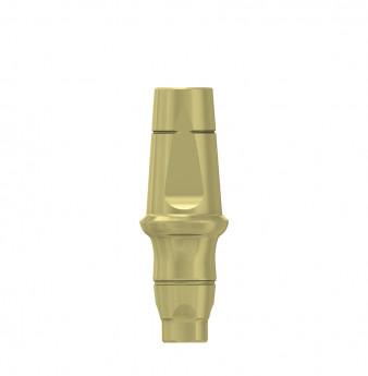 3mm transgingival coni. con. abutment h.6mm, NP