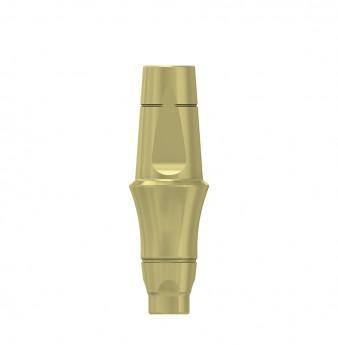 4mm transgingival coni. con. abutment h.6mm, NP