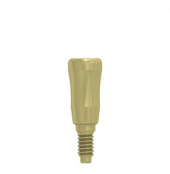 Thin healing cap 3.3x5mm coni. con., NP