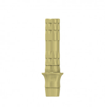 Direct temporary 3mm free rotation cylinder, coni. con., NP
