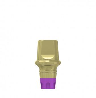 Coni. con. 2mm transgingival abutment h.4mm, SP