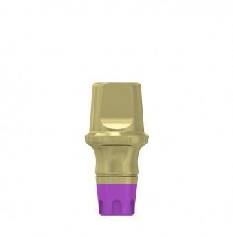 Coni. con. 3mm transgingival abutment h.4mm, SP