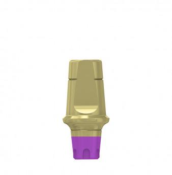 Coni. con. 1mm transgingival abutment h.6mm, SP