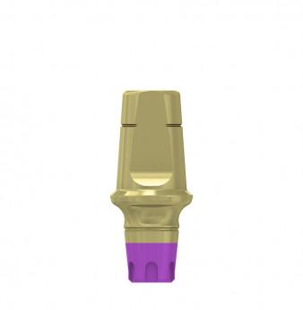 Coni. con. 2mm transgingival abutment h.6mm, SP