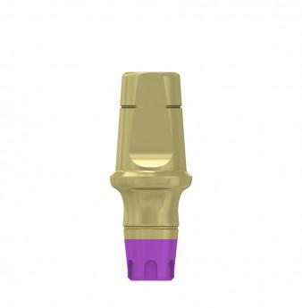Coni. con. 3mm transgingival abutment h.6mm, SP