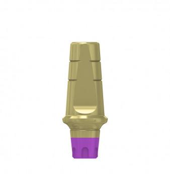 Coni. con. 1mm transgingival abutment h.8mm, SP