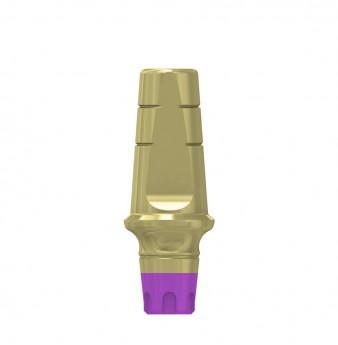 Coni. con. 2mm transgingival abutment h.8mm, SP