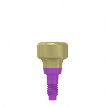Healing cap 4.8x3mm coni. con., SP