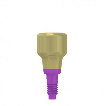 Healing cap 4.8x5mm coni. con., SP