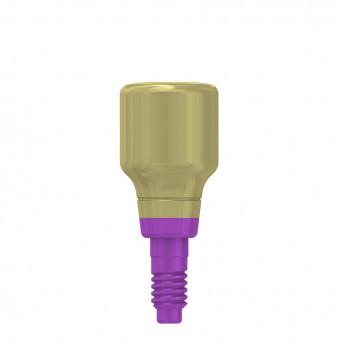 Healing cap 4.8x6mm coni. con., SP