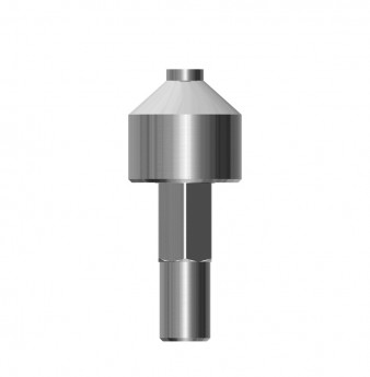 Coni. con. implant analog NP for universal hand driver
