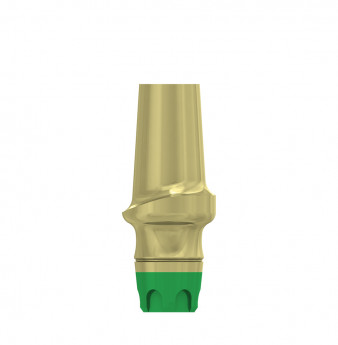 Esthetic abutment, 3mm gingiva height, coni. con., WP