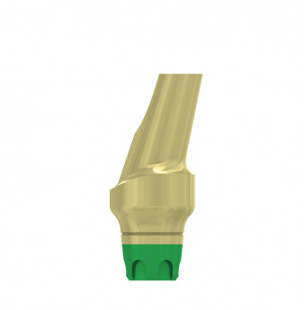 15 angulated abutment, 3mm gingiva height, coni. con., WP