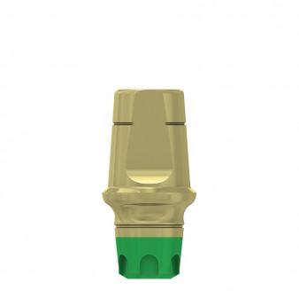 Coni. con. 2mm transgingival abutment h.6mm, WP