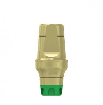 Coni. con. 3mm transgingival abutment h.6mm, WP