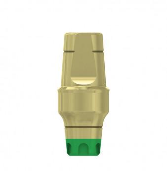 Coni. con. 4mm transgingival abutment h.6mm, WP