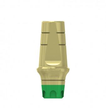 Coni. con. 2mm transgingival abutment h.8mm, WP