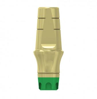 Coni. con. 4mm transgingival abutment h.8mm, WP