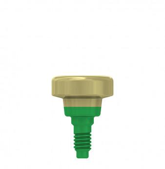 Healing cap 6.3x2mm coni. con., WP