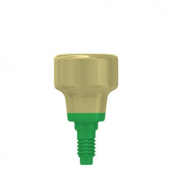 Healing cap 6.3x5mm coni. con., WP