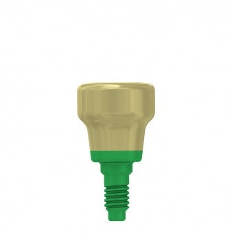 Healing cap 5.5x4mm coni. con., WP