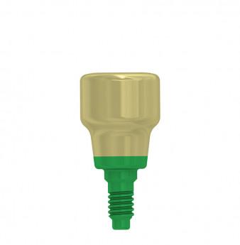 Healing cap 5.5x5mm coni. con., WP