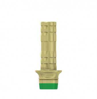 Direct temporary 2mm free rotation cylinder, coni. con., WP