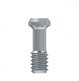 Screw for angulated multi unit