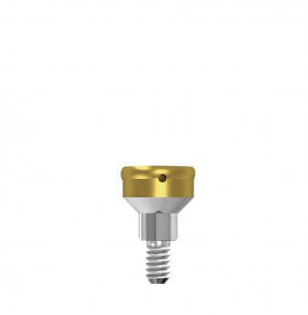 Locator abutment 1mm hgt, NP