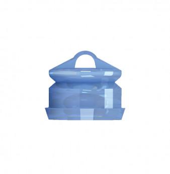Plastic ball cap