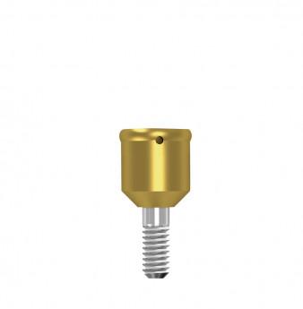 Locator abutment 1 mm hgt, standard platform