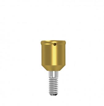 Locator abutment 2 mm hgt, standard platform