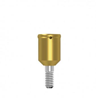 Locator abutment 3 mm hgt, standard platform