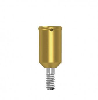 Locator abutment 6 mm hgt, standard platform