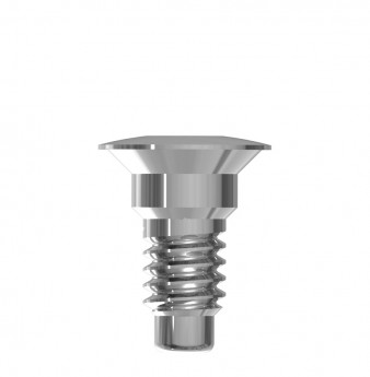 Cover screw standard internal hex.