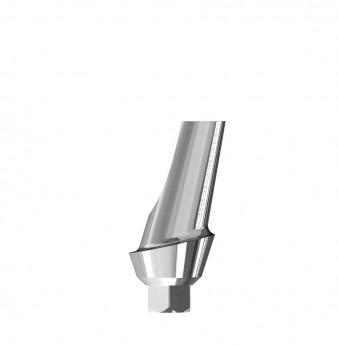 15 degree angulated abutment internal hex. 2mm