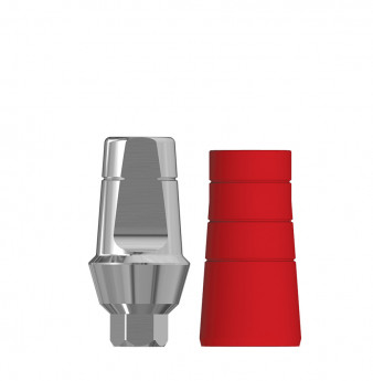Anatomic 2mm transgingival abutment, h. 6mm SP