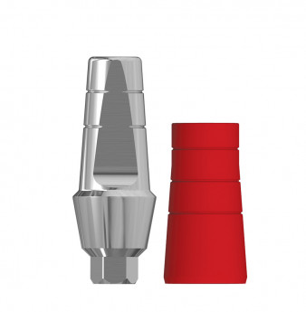 Anatomic 3mm transgingival abutment, h. 8mm SP