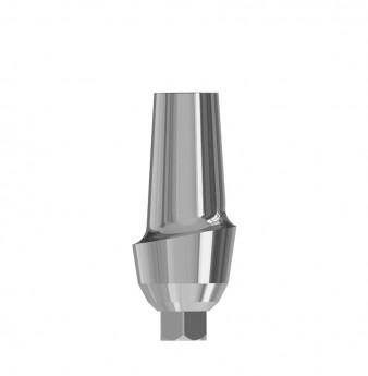 Esthetic abutment internal hex. 3mm