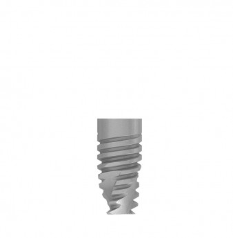 M4 internal hex. implant dia.3.75 L 8mm